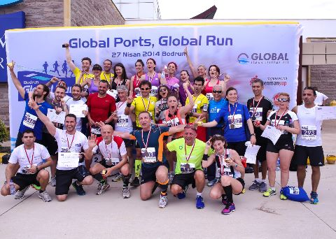 Global Run Bodrum, 2014
