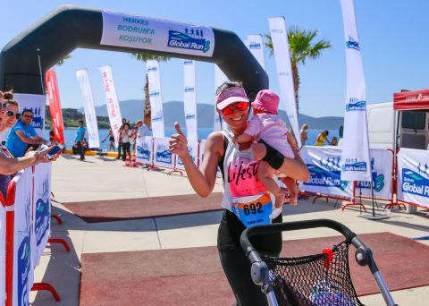 Global Run Bodrum 4, 2017