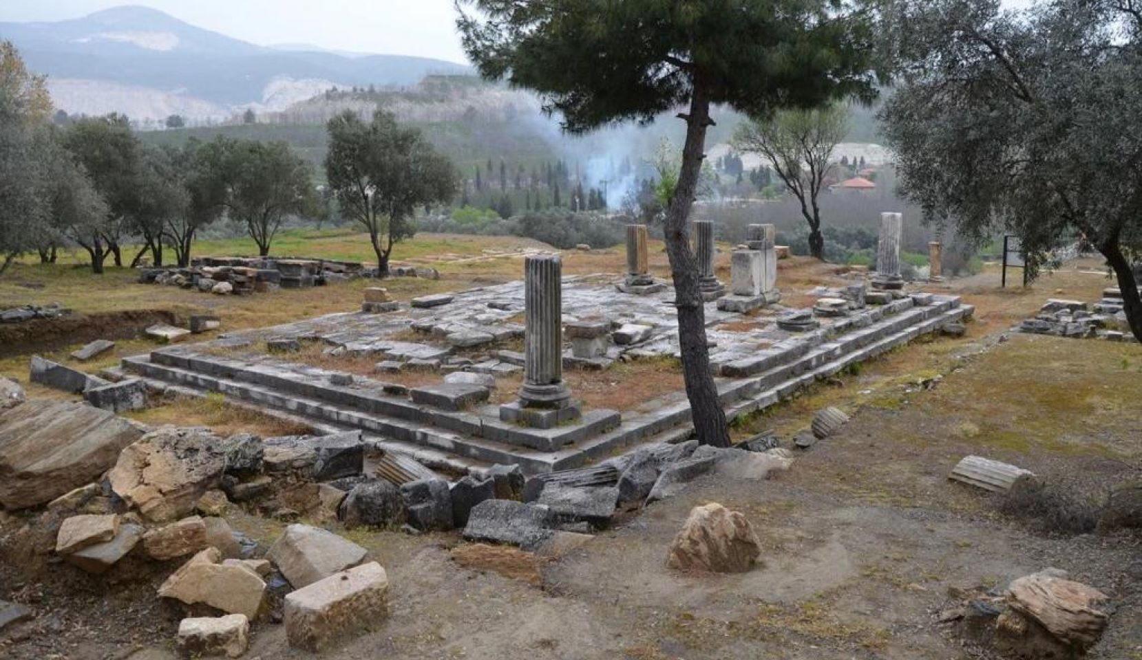 Ancient City of Stratonikeia